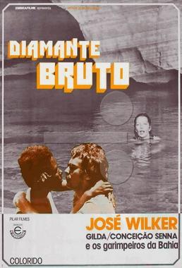 Diamante Bruto (Orlando Senna 1977) - Aventura