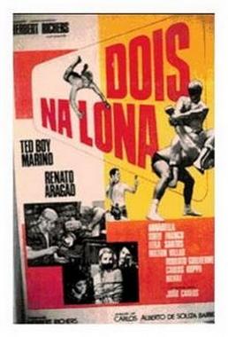 Dois na Lona (Carlos Alberto de Souza Barros 1968) - Comédia