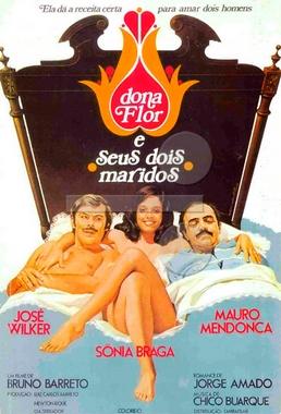 Dona Flor e Seus Dois Maridos (Bruno Barreto 1976) - Comédia