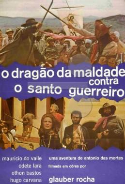 Dragão da Maldade Contra o Santo Guerreiro (Glauber Rocha 1969) - Drama