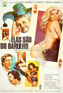 Elas São do Baralho (Sílvio de Abreu 1977) - Comédia