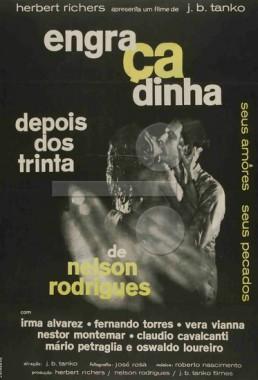 Engraçadinha Depois dos 30 (J.B.Tanko 1966) - Drama