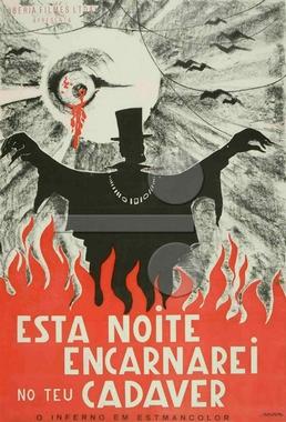 Esta Noite Encarnarei no Teu Cadáver (José Mojica Marins 1967) - Horror