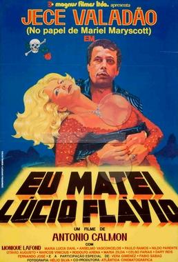 Eu Matei Lúcio Flávio (Antônio Calmon 1979) - Policial