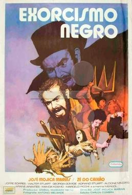 Exorcismo Negro (José Mojica Marins 1974) - Horror