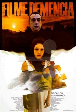 Filme Demência (Carlos Reichenbach 1986) - Drama