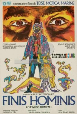Finis Hominis (José Mojica Marins 1971) - Horror