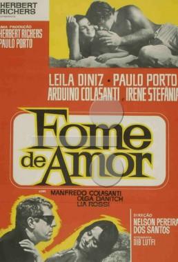 Fome de Amor (Nelson Pereira dos Santos 1968) - Drama
