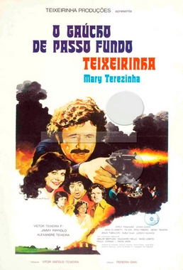 Gaúcho de Passo Fundo (Pereira Dias 1978) -  Comédia Musical