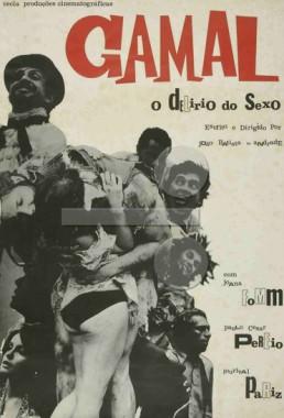 Gamal, o Delírio do Sexo (João Batista de Andrade 1970) - Comédia