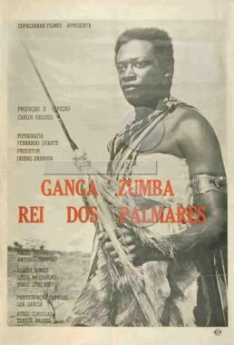 Ganga Zumba (Carlos Diegues 1964) - Drama