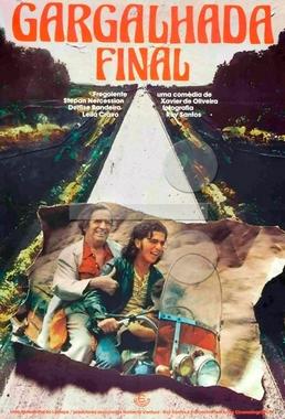 Gargalhada Final (Xavier de Oliveira 1978) - Drama