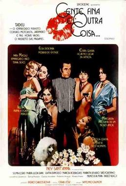 Gente Fina é Outra Coisa (Antônio Calmon 1977) - Comédia