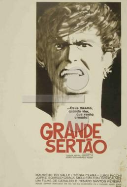 Grande Sertão (Roberto Farias 1965) - Aventura