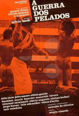 A Guerra dos Pelados (Sylvio Back 1971) - Drama