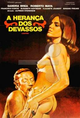 Herança dos Devassos (Alfredo Sternheim 1979) - Drama