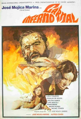 Inferno Carnal (José Mojica Marins 1976) - Horror
