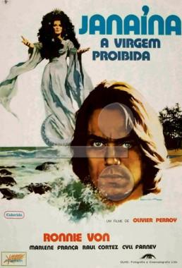 Janaína, A Virgem Proibida (Olivier Perroy 1972) -  Drama