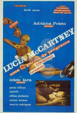 Lúcia McCartney, Uma Garota de Programa (David Neves 1971) - Drama