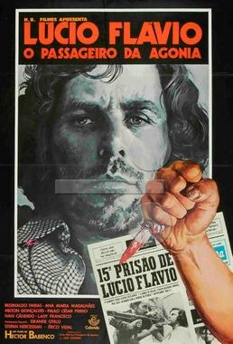 Lúcio Flávio, o Passageiro Da Agonia (Hector Babenco 1977) - Policial