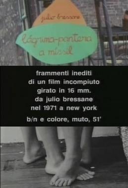 Lagrima Pantera (Júlio Bressane 1972) - Drama