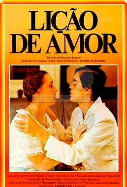 Lição de Amor (Eduardo Escorel 1975) - Drama