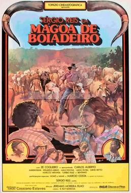 Mágoa de Boiadeiro (Jeremias Moreira Filho 1978) - Drama Rural