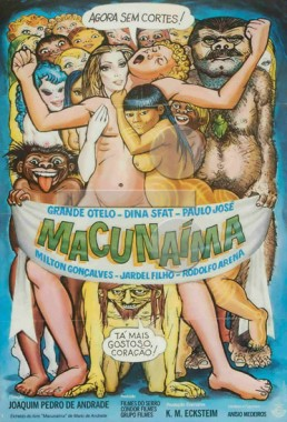 Macunaíma (Joaquim Pedro de Andrade 1969) - Comédia