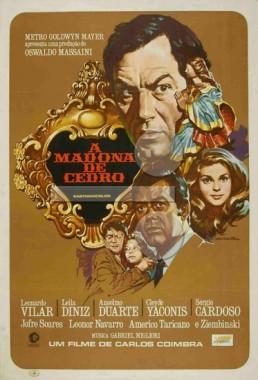 Madona de Cedro (Carlos Coimbra 1968) - Drama