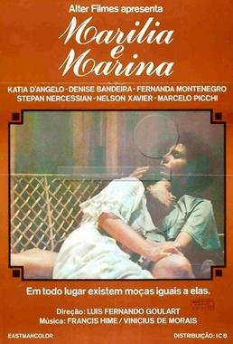 Marília e Marina (Luiz Fernando Goulart 1976) - Drama