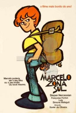 Marcelo, Zona Sul (Xavier de Oliveira 1970) - Aventura