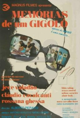 Memórias de um Gigolô (Alberto Pieralisi 1970) - Comédia