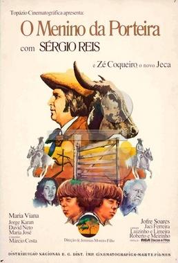 Menino da Porteira (Jeremias Moreira Filho 1977) - Drama  Rural