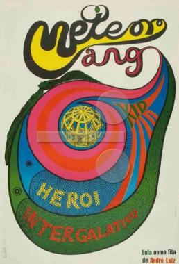 Meteorango Kid - O Herói Intergalático (André Luiz Oliveira 1969) -  Comédia