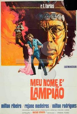 Meu Nome é Lampião (Mozael Silveira1969) - Aventura