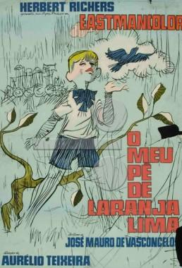 O Meu Pé de Laranja Lima (Aurélio Teixeira 1970) - Drama Infantil