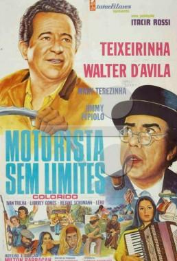 Motorista Sem Limites (Milton Barragan 1970) - Musical