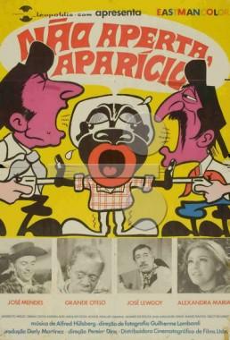 Não Aperta, Aparício (Pereira Dias 1970) - Aventura
