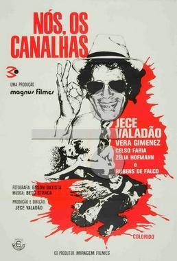 Nós, Os Canalhas ( Jece Valadão 1975) - Policial