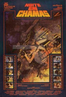 Noite Em Chamas (Jean Garrett 1978) - Drama