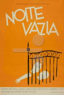 Noite Vazia (Walter Hugo Khouri 1964) - Drama