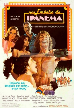 Nos Embalos de Ipanema (Antônio Calmon 1978) - Comédia