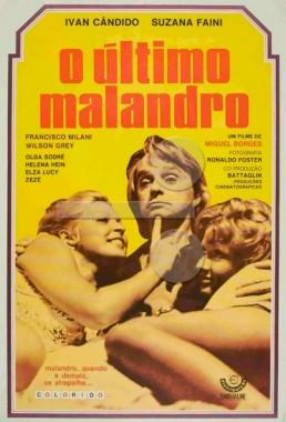 O Último Malandro (Miguel Borges 1974) - Comédia