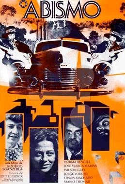O Abismo (Rogério Sganzerla 1978) - Drama