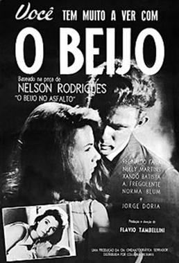 O Beijo (Flávio Tambellini 1964) - Comédia