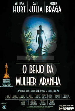 O Beijo da Mulher Aranha (Hector Babenco 1985) - Drama