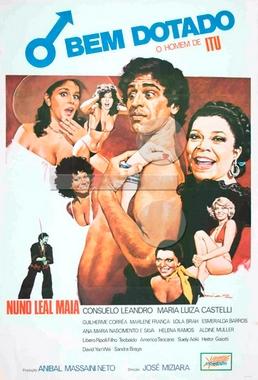 O Bem Dotado, O Homem De Itu (José Miziara 1978) - Comédia