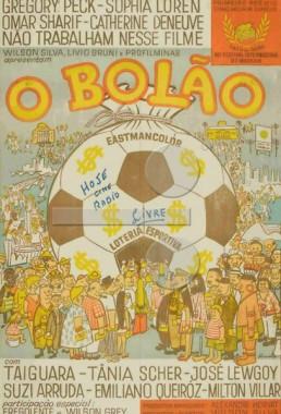 O Bolão (Wilson Silva 1971) - Comédia