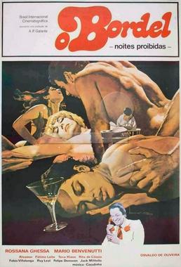 Bordel, Noites Proibidas (Osvaldo Oliveira 1979) - Drama
