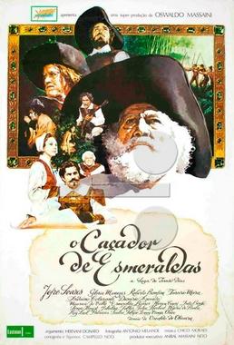 O Caçador de Esmeraldas (Osvaldo Oliveira 1979) - Aventura